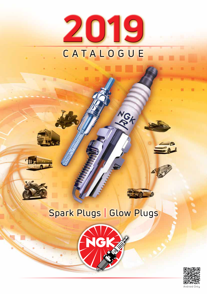 NGK Spark Plugs » Catalogue